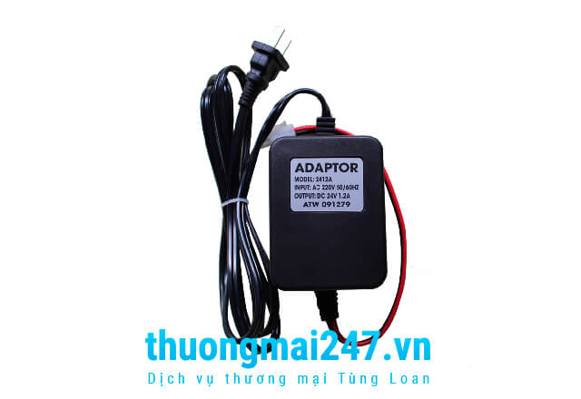 Adator máy lọc nước 24V