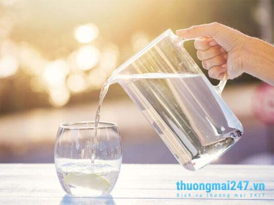 tiêu chuẩn nước uống trực tiếp