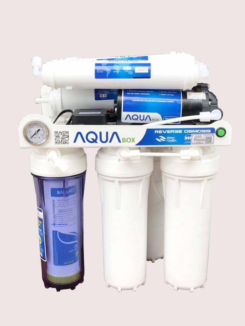 Bộ lõi máy lọc nước Aqua