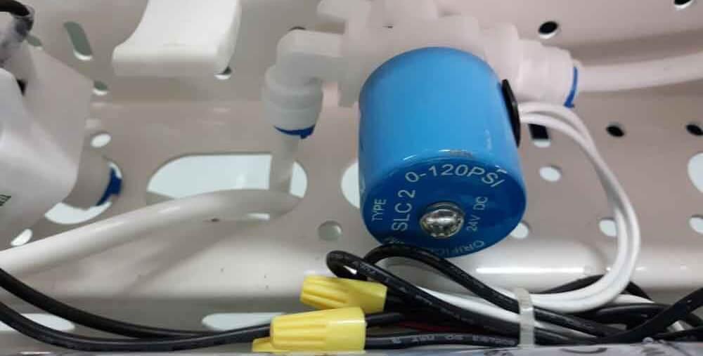 Cách lắp van điện từ