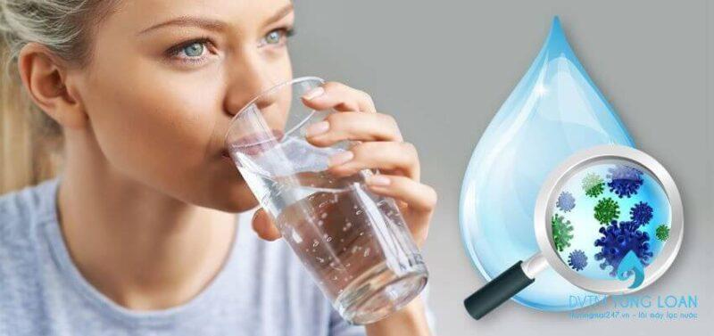 Trong nước máy có chất gì?