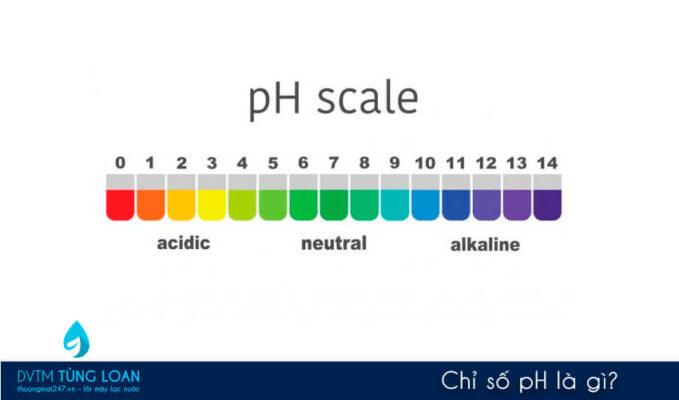 pH là gì? Ý nghĩa của độ pH