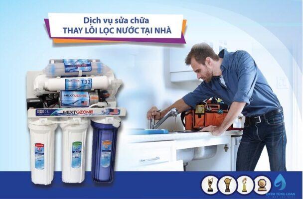 Dịch vụ sửa chữa máy lọc nước chuyên nghiệp