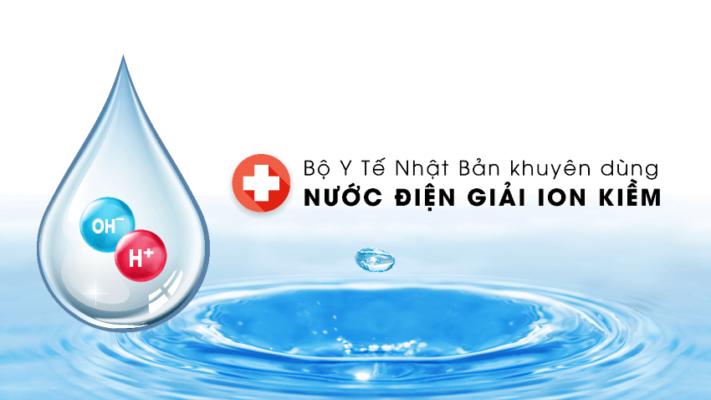 Nước ion kiềm có tốt không?