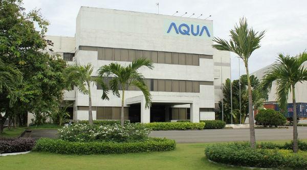 Aqua thuộc tập đoàn Sanyo Nhật Bản