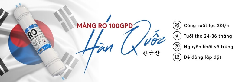 Màng lọc RO Karofi Hàn Quốc