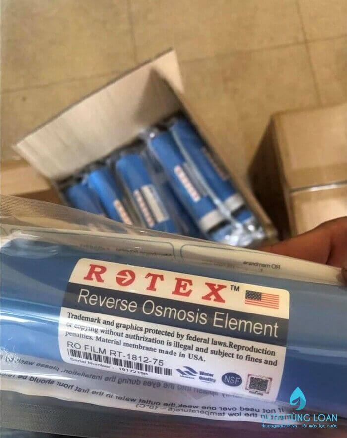 Màng RO Rotex