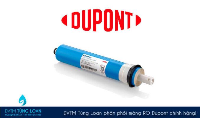 DVTM Tùng Loan phân phối màng RO Dupont mới