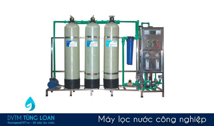 Máy lọc nước công nghiệp là gì?