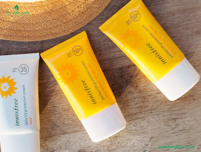 Innisfree Perfect Uv Protection Cream Long Lasting SPF 50