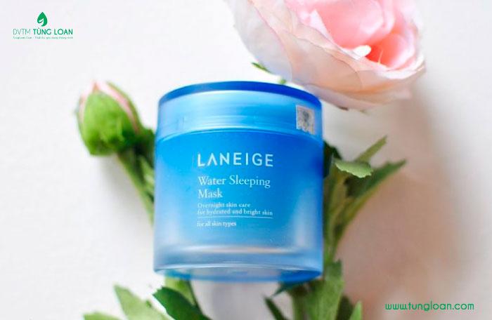 Mặt nạ ngủ dưỡng trắng và chăm sóc da Laneige Water Sleep Mask