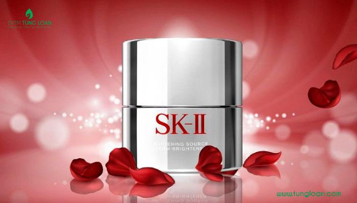 kem dưỡng trắng SK-II WHITENING