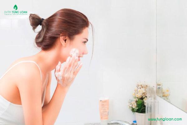 Cách chăm sóc da tại nhà